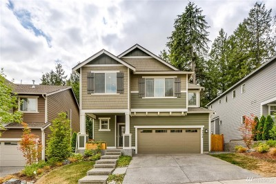 Snohomish Single Family Home For Sale: 2304 Cady Dr