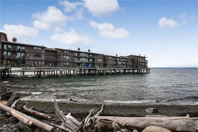Seattle WA Condo/Townhouse Sold: $417,500
