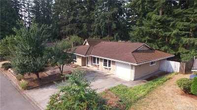 Bellevue Single Family Home For Sale: 1523 168th Ave NE