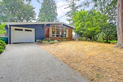 Shoreline Single Family Home For Sale: 2309 N 179th St