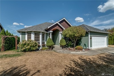 Lynden Single Family Home For Sale: 710 Cedar