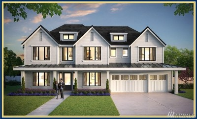 Bellevue Single Family Home For Sale: 112 97th Ave NE