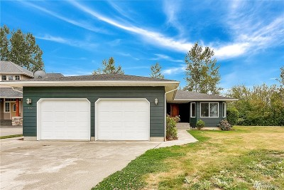 Sumas Single Family Home Sold: 430 Wilson Lane