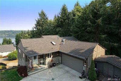 Gig Harbor Single Family Home For Sale: 12415 6th Ave NW