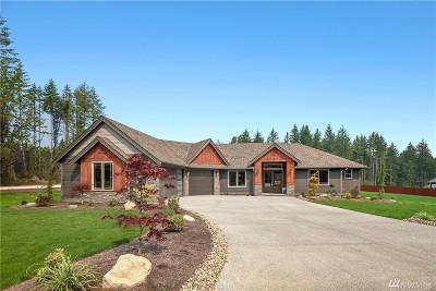 Lake Stevens Single Family Home For Sale: 13833 110th St NE