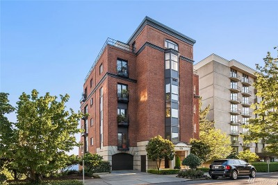 Seattle Condo/Townhouse For Sale: 105 W Highland Dr #200