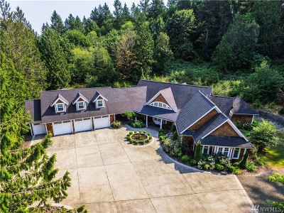 Thurston County Single Family Home For Sale: 3621 16th Lane SW