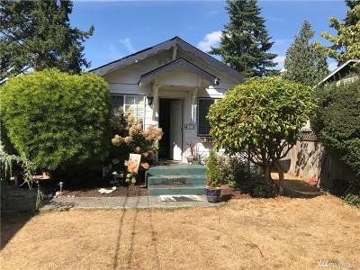 Everett Single Family Home For Sale: 7806 Grant Dr