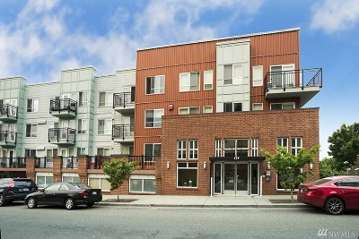 Condo/Townhouse Sold: 424 N 85th St #308