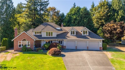 Bothell Single Family Home For Sale: 18632 29th Ave SE