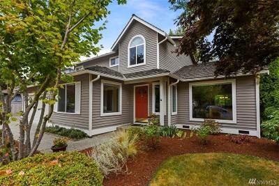 Everett Single Family Home For Sale: 11823 37th Dr SE