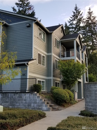 Condo/Townhouse Sold: 1407 Evergreen Park Dr SW #201
