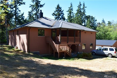 Freeland Single Family Home Sold: 2224 Goss Lake Rd
