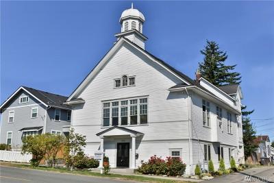 Everett Single Family Home For Sale: 1709 23rd St