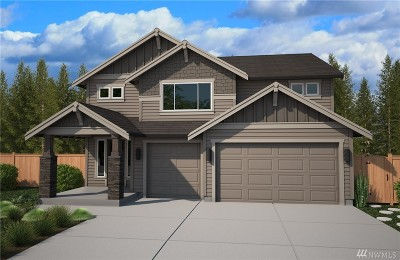 Puyallup Single Family Home For Sale: 2524 21st Ave SW