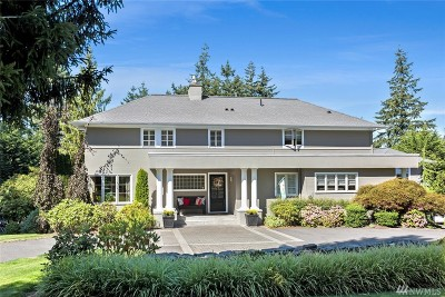 Bellingham Single Family Home For Sale: 245 Middlefield Rd