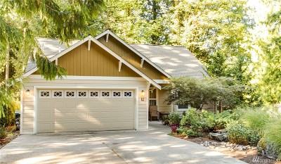 Bellingham Single Family Home For Sale: 82 Windward Dr