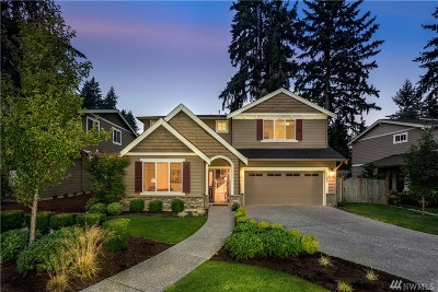 Edmonds Single Family Home For Sale: 21909 78th Place W