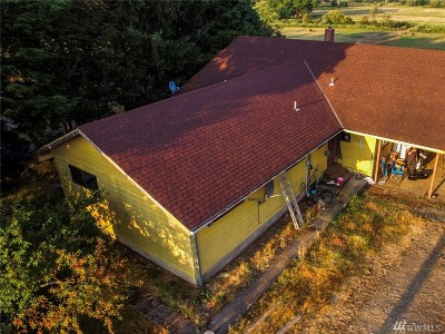 Grays Harbor County Farm For Sale: 1052 Kirkpatrick Rd