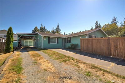 Anacortes WA Single Family Home Sold: $402,000
