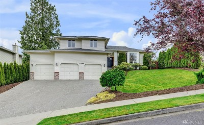Lake Stevens Single Family Home For Sale: 3309 117th St NE