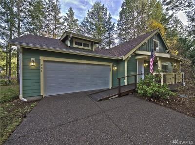Mason County Single Family Home For Sale: 281 N Goldeneye Dr