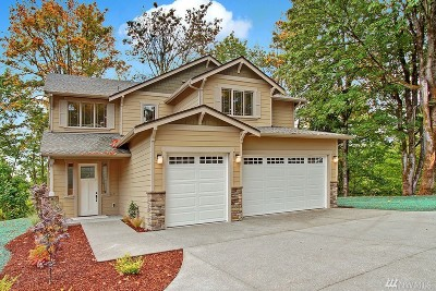Bothell Single Family Home For Sale: 18816 10th Dr SE #Lot 6