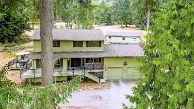 Woodinville Single Family Home For Sale: 19009 156th Ave NE