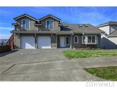 Single Family Home For Sale: 1514 62nd Ave NE