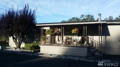 Bellingham Mobile Home For Sale: 1200 Lincoln St #231