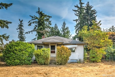 Snohomish Single Family Home For Sale: 3527 87th Ave SE