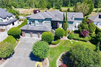 Snohomish Single Family Home For Sale: 20707 127th Ave SE