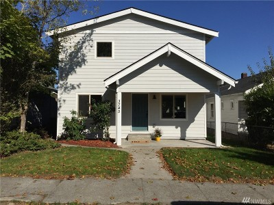 Tacoma Single Family Home For Sale: 3745 N 29th St