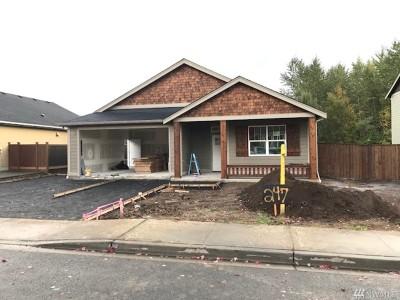 Napavine Single Family Home For Sale: 247 Parkside Lp