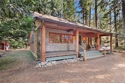 Glacier Single Family Home Sold: 13018 Crystal Lane