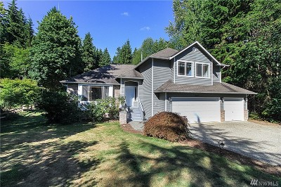 Snohomish Single Family Home For Sale: 20119 118th St SE