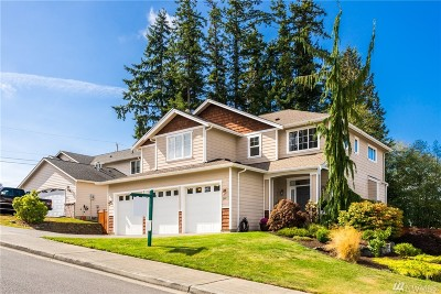 Stanwood Single Family Home For Sale: 28010 82nd Dr NW