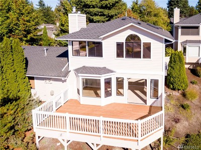 Edmonds Single Family Home For Sale: 13813 65th Ave W #9