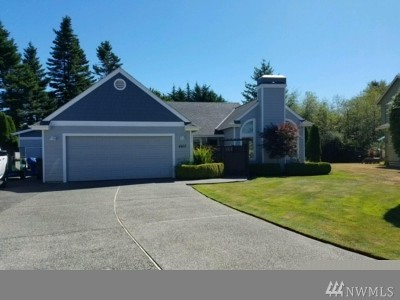 Anacortes Single Family Home Contingent: 4603 San Juan Ave