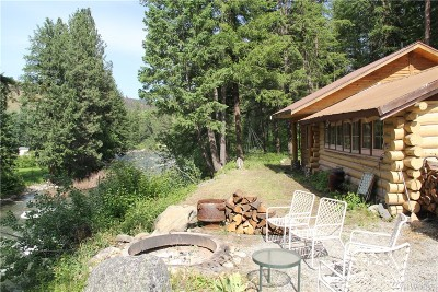 Twisp Single Family Home For Sale: 26 Howerton Rd
