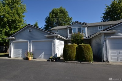 Puyallup Condo/Townhouse For Sale: 10903 62nd St E