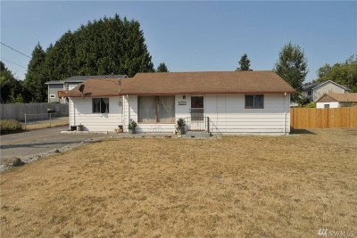 Lacey Single Family Home For Sale: 1317 Crowe St SE