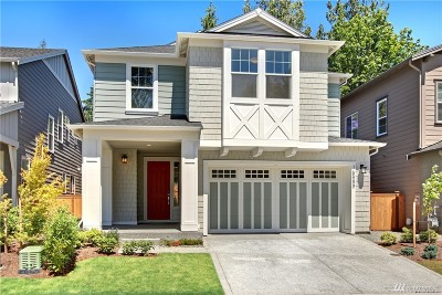 Maple Valley Single Family Home For Sale: 26616 225th Ave SE