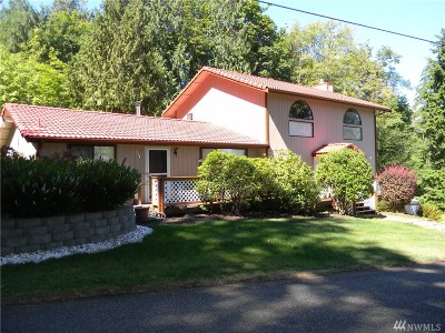 Grapeview Single Family Home For Sale: 291 E Lombard Rd S