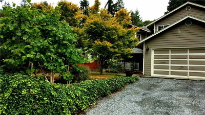Edmonds Single Family Home For Sale: 22605 93rd Place W