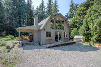 Sedro Woolley Single Family Home For Sale: 1491 Butler Creek Rd