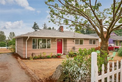 Single Family Home For Sale: 9400 4th Ave SW