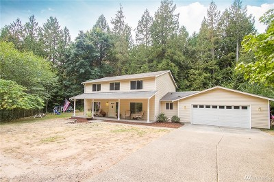 Gig Harbor Single Family Home For Sale: 13021 Thomas Rd KPN