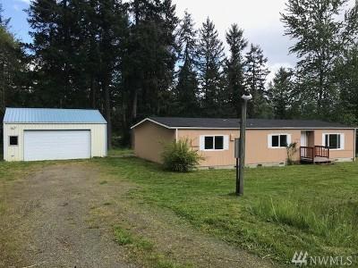 Rainier Single Family Home For Sale: 13726 Thistledown Lane SE