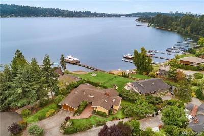 Bellevue Single Family Home For Sale: 4711 Lakehurst Lane SE